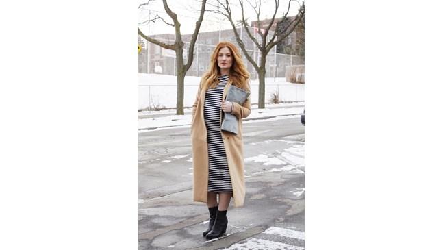 6 модни тренда за есента, подходящи за бременни и скоро родили дами