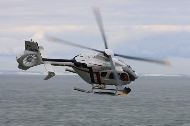 Хеликоптер падна в Арабско море, четирима загинаха