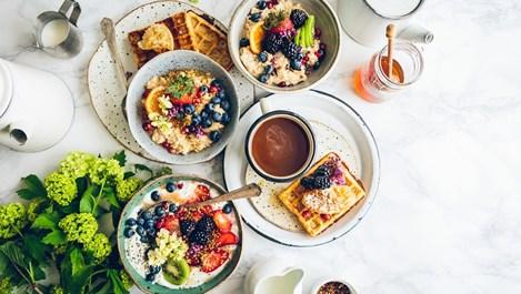 Десетте правила на правилното хранене