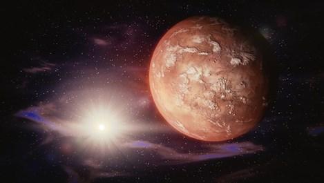 Бъдете нащрек с Марс в Близнаци