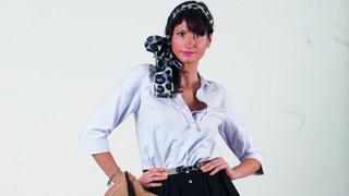 Роклята риза - 6 начина да я носим (галерия)