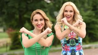 Историите на пет красиви жени от телевизора