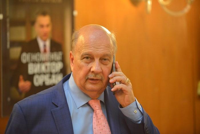 Георги Марков, депутат от гражданската квота на ГЕРБ и бивш конституционен съдия