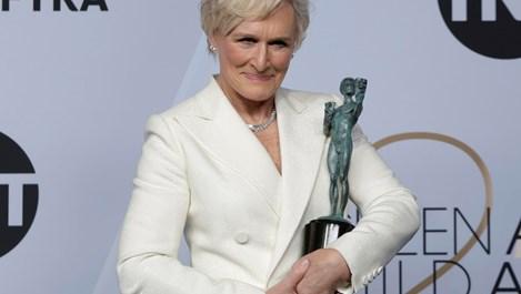 Кой получи наградите на Гилдията на филмовите актьори