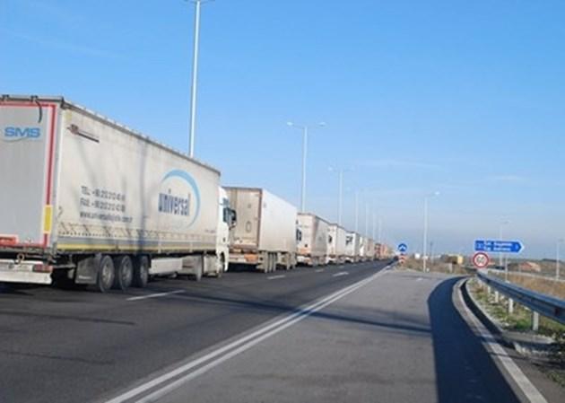 Толсистемата може да подпомогне пътната безопасност чрез контрол на извънгабаритните товари