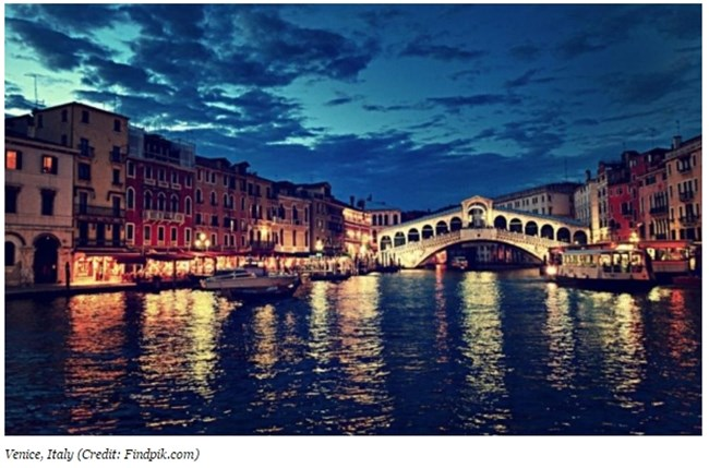 Венеция, Италия Снимка: forbes.com