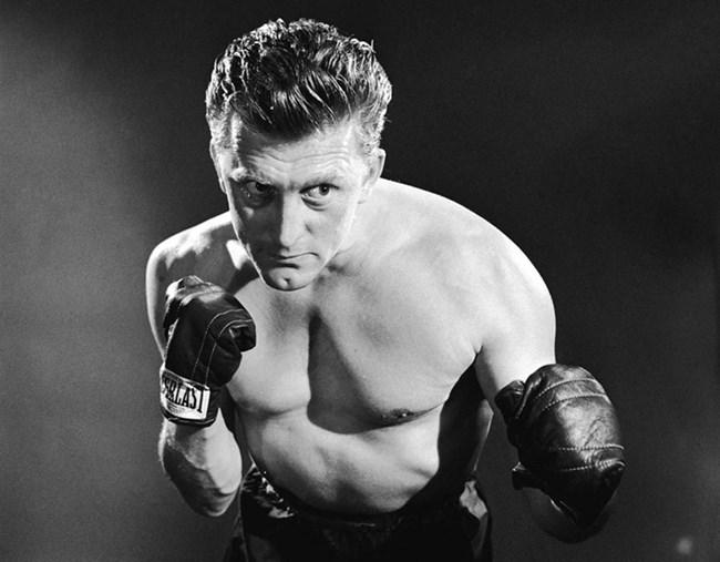 """Истинският му пробив е през 1949 г. с """"Champion"""", а за изпълнението си получава номинация за """"Оскар""""."""