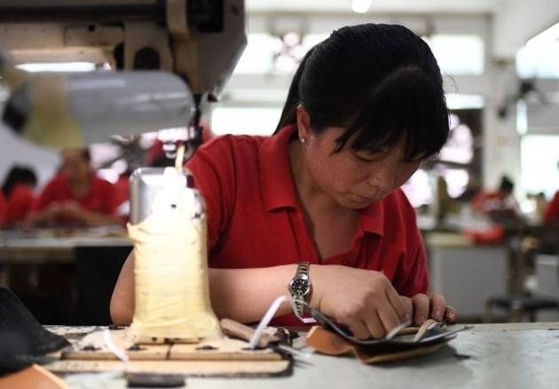 Индексът на промишленото производство на Китай се е увеличил с 4,8% през юли
