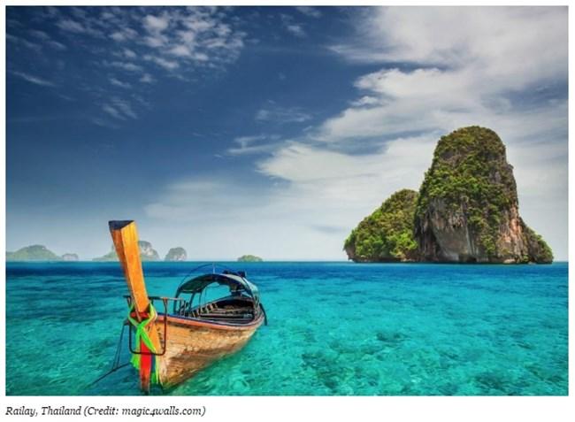 Райли, Тайланд Снимка: forbes.com