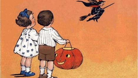 Хелоуин костюми за децата (галерия)