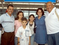 Доведеният от Палестина син на Гарелов имал рядка болест на кръвта