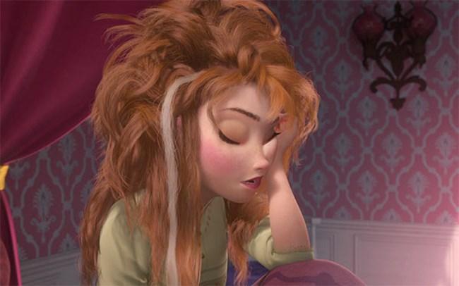 Когато се събудиш след поредна безсънна нощ...