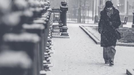 Зимата изнервя хормоните