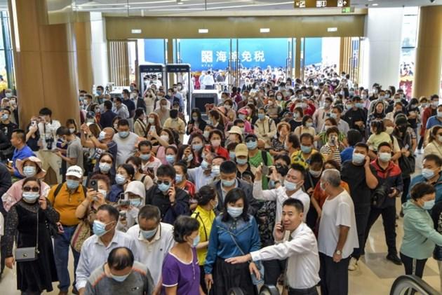 355% ръст на продажбите на безмитни стоки в провинция Хайнан през първото тримесечие