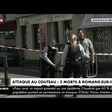 Трима суданци са задържани заради нападението с нож във Франция (Видео)
