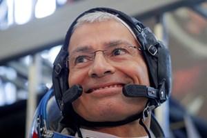 Марк Ванде Хай - един от астронавтите, на когото българските деца ще могат да задават въпроси СНИМКА: Ройтерс