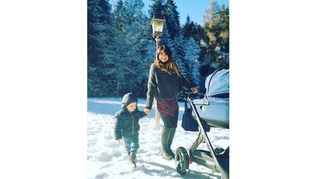 Мъжът до Петя Дикова: Чувствам се като ходеща реклама на бащинството