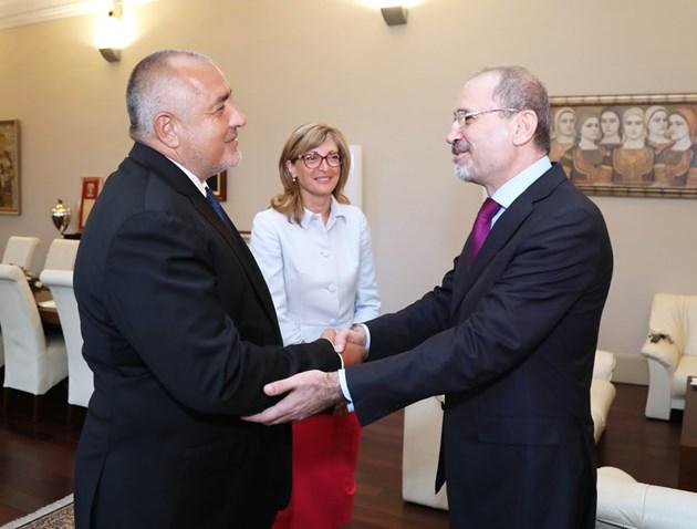 Йордания предлага достъп на български фирми до Ирак (Обзор)