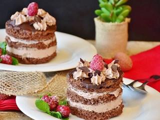 Шоколадови миниторти