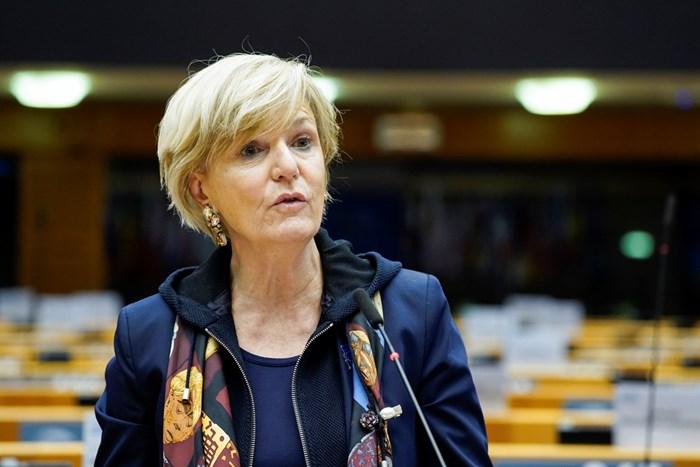 Френската евродепутатка Вероник Трийе-Реноар бе докладчик в ЕП по програмата.