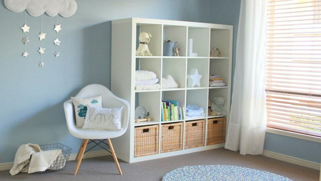 Модерно, практично и уютно обзавеждане за бебешката стая