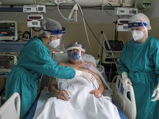 3571 повече болни от COVID в Германия