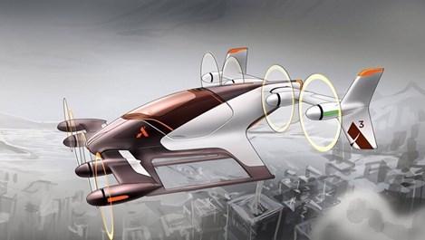 """""""Еърбъс"""" тества летяща кола до края на 2017-а (видео)"""