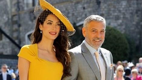 Джордж Клуни: Преследват Меган точно като Даяна