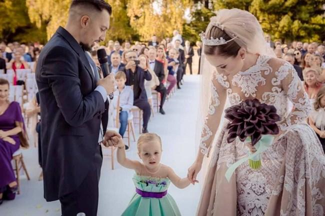 Георги, Виолета и дъщеря им Илиана