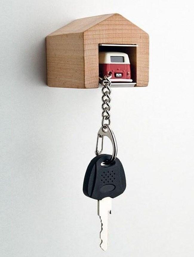 Ключовете от колата са много важни