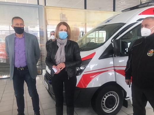 """""""Мото Пфое"""" дари линейка на София, ще обслужва домовете за възрастни"""