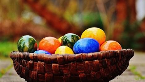 3 ястия с великденски яйца