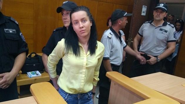 Тръгва делото срещу танцьорката Габи