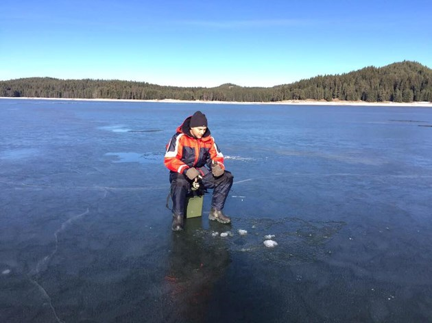 Започна риболовът на лед