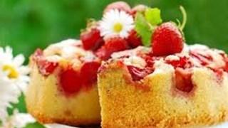 Лесен плодов кекс