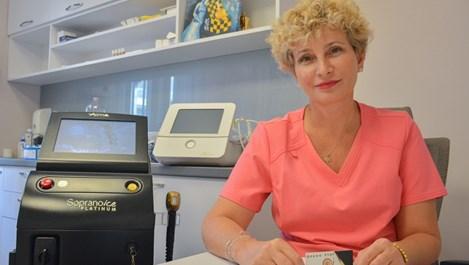 Д-р Ана Пейкова: Иновативен лазер заличава татуировки и подмладява
