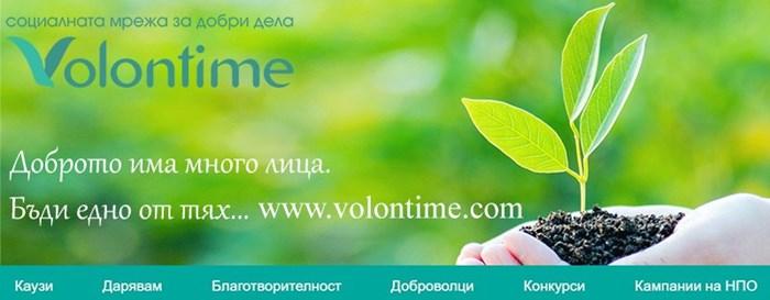 Волонтайм ООД