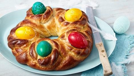 Съвършеният Великден – козунак на конци и приказни яйца