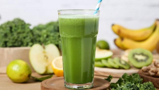 4 супер причини да пием зелено смути