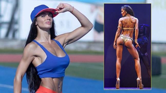 Европейският първенец по бодибилдинг Анита Маркова: Родих и спях по 3 часа, но станах шампион