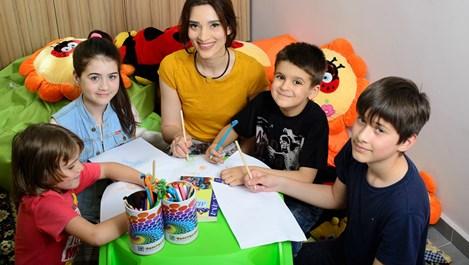 Заедно сме... в името на децата,  които се борят с рак