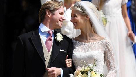 Сватбата на Габриела Уиндзор (Снимки + видео)