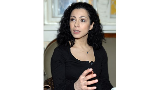 """Елена Петрова с близнаците и """"Антихрист"""""""