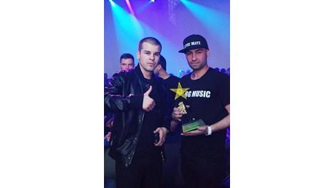 Денис Касъмов получи и връчи награди на петото издание на 359 HIP HOP AWARDS 2017