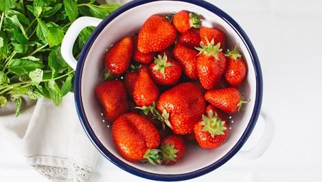 Внимателно с ягодите