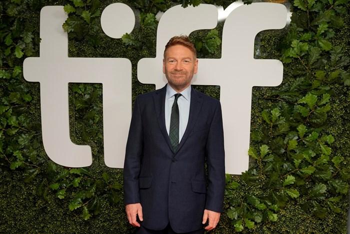 """Кенет Брана на премиерата на фикма """"Белфаст"""" в Торонто Снимка: Ройтерс"""