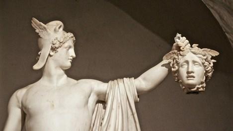 Живописният мит за Медуза и Персей