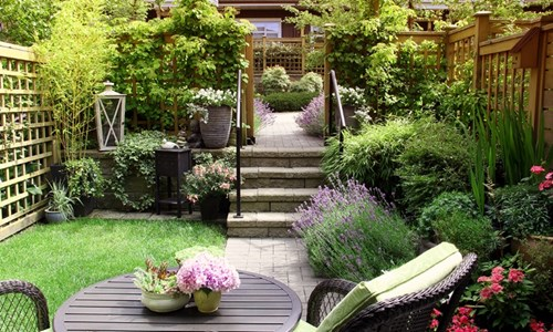 Превърнете домашната градина в новото си любимо място за разпускане