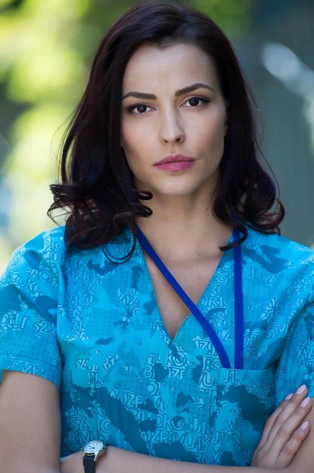 Актрисата Неда Спасова: Карамазов ме подкрепя