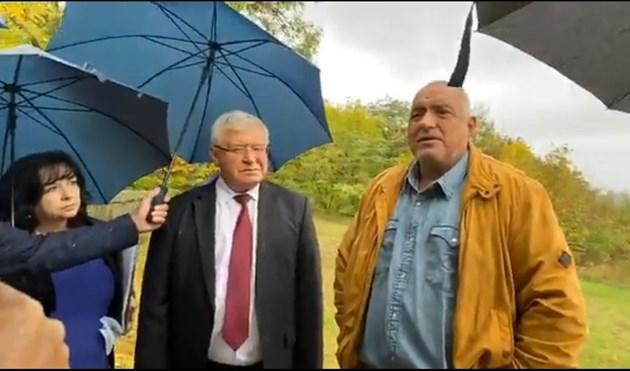 На площадката на VII блок Борисов обяви - ще  строим американски реактор